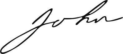 ジョン・ジャーム署名