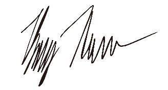 バリー・ラシン署名